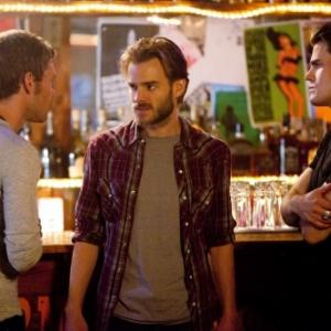 David Gallagher, Joseph Morgan, Paul Wesley