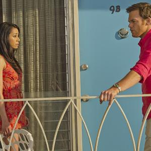 Still of Aimee Garcia in Deksteris: Are We There Yet? (2013)