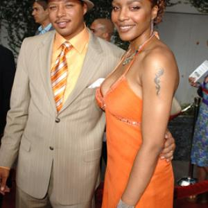 Terrence Howard, Nona Gaye