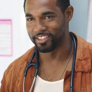 Still of Jason George in Off the Map (2011)