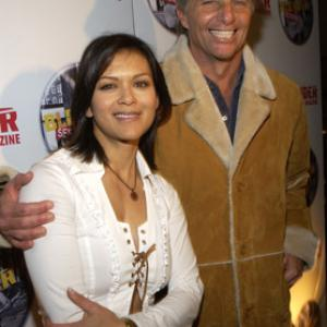 Nia Peeples, Sam George