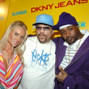 Ice-T, Ghostface Killah, Coco Austin