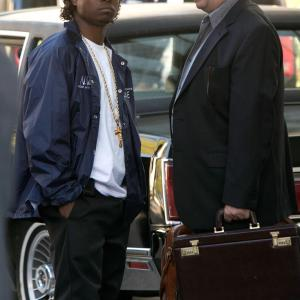 Paul Giamatti, Jason Mitchell