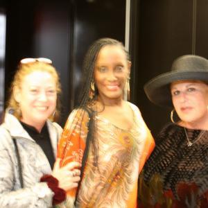 Wendy Girard Trina Parks Lainie Kazan LA 2013