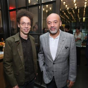 Malcolm Gladwell, Christian Louboutin