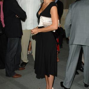 Lola Glaudini at event of Nusikalstami protai (2005)