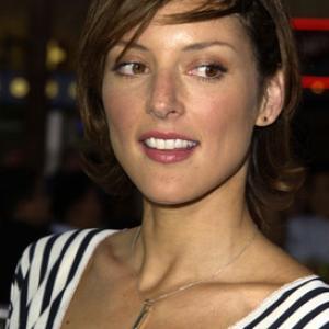 Lola Glaudini at event of Smokingas (2002)