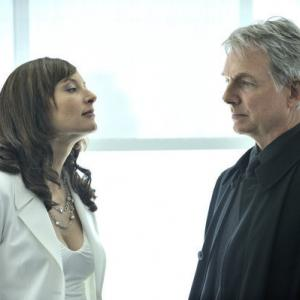 Still of Mark Harmon and Lola Glaudini in Certain Prey (2011)