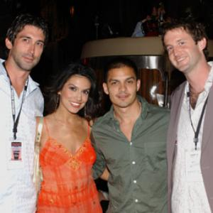 Nicholas Gonzalez Trevor Groth and Amanda Avila