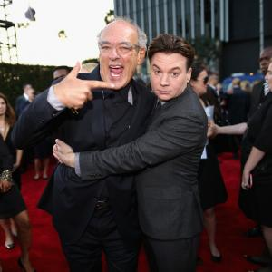 Mike Myers, Shep Gordon