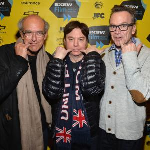 Mike Myers, Tom Arnold, Shep Gordon