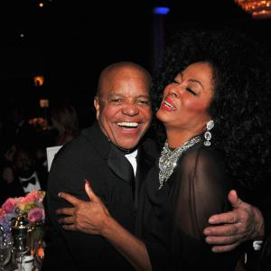 Diana Ross, Berry Gordy
