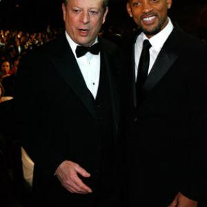 Will Smith, Al Gore