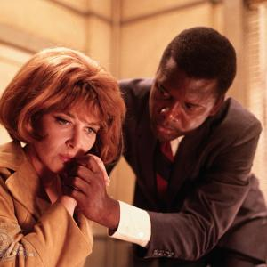 Sidney Poitier, Lee Grant