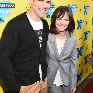Sally Field, Max Greenfield