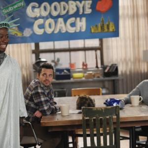 Max Greenfield, Lamorne Morris, Jake Johnson