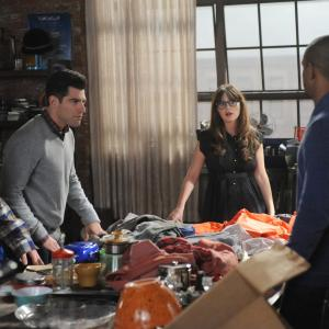 Zooey Deschanel, Max Greenfield, Damon Wayans Jr., Lamorne Morris, Jake Johnson