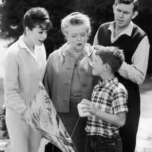Ron Howard, Frances Bavier, Aneta Corsaut, Andy Griffith