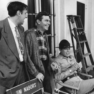 Jim Nabors, Andy Griffith, Frank Sutton