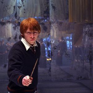 Still of Rupert Grint in Haris Poteris ir Fenikso brolija (2007)