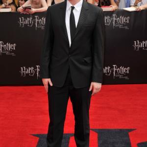 Rupert Grint at event of Haris Poteris ir mirties relikvijos. 2 dalis (2011)