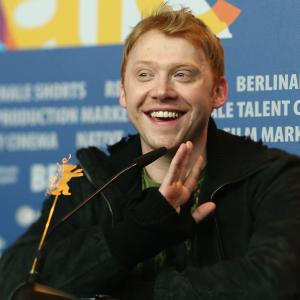 Rupert Grint at event of The Necessary Death of Charlie Countryman (2013)