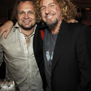 Michael Anthony, Sammy Hagar