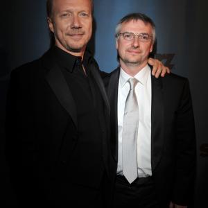 Paul Haggis and Glen Mazzara
