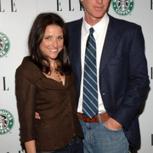 Julia Louis-Dreyfus, Brad Hall