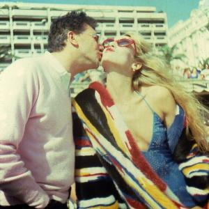 Jerry Hall, Michael White