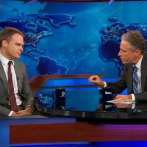 Michael C. Hall, Jon Stewart