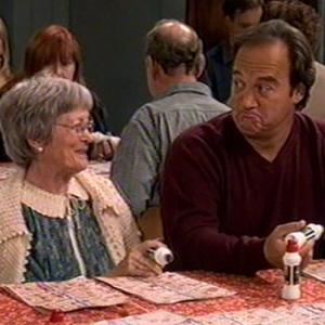Eve Brenner with Jim Belushi on