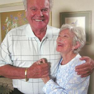 Eve Brenner as Wanda (with Robert Wagner) on