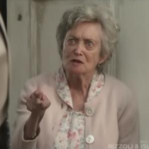 Eve Brenner as Mrs. Jones on