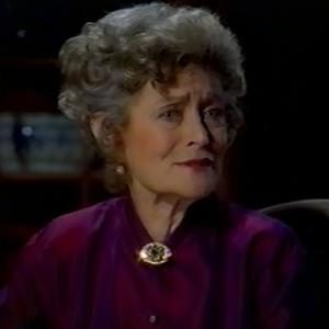 Eve Brenner as Aunt Gigi on