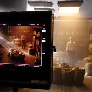 Lavazza Commercial Shoot in Budapest 2015