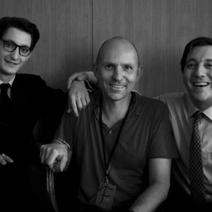 Yves-Saint Laurent directed by Jalil Lespert 2013-Pierre Niney, Guillaume Galienne and me