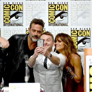 Halle Berry, Chris Hardwick, Jeffrey Dean Morgan