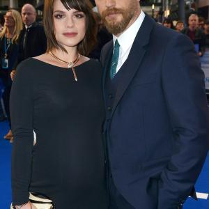 Tom Hardy, Charlotte Riley