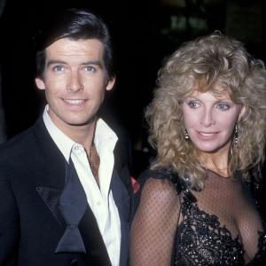 Pierce Brosnan, Cassandra Harris