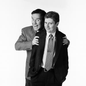 Dave Foley, Phil Hartman
