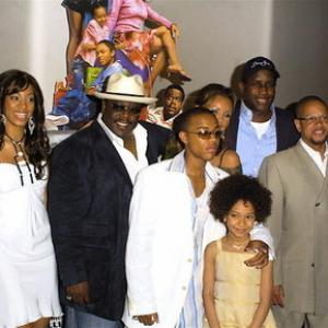 Vanessa Williams, Shannon Elizabeth, Cedric the Entertainer, Steve Harvey, Shad Moss, Solange Knowles, Gabby Soleil, Eric Rhone, Christopher Erskin