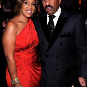 Steve Harvey, Gayle King