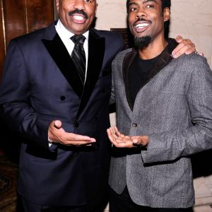 Chris Rock, Steve Harvey