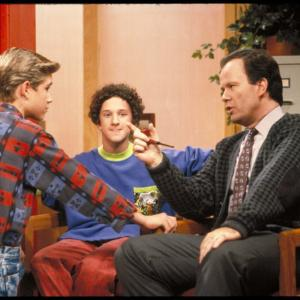 Mark-Paul Gosselaar, Dustin Diamond, Dennis Haskins