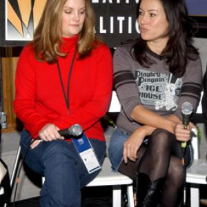 Jennifer Tilly, Patricia Hearst
