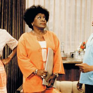 Still of Marla Gibbs, Sherman Hemsley and Isabel Sanford in The Jeffersons (1975)