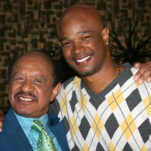 Damon Wayans and Sherman Hemsley at event of The 4th Annual TV Land Awards (2006)