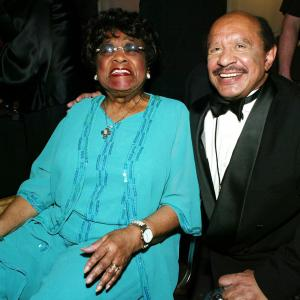 Sherman Hemsley and Isabel Sanford at event of The Jeffersons (1975)