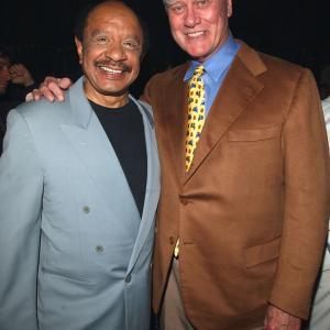 Larry Hagman and Sherman Hemsley